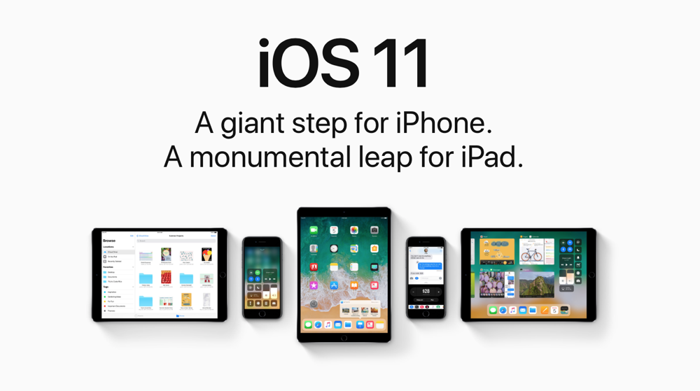 iOS11 update all you need to know